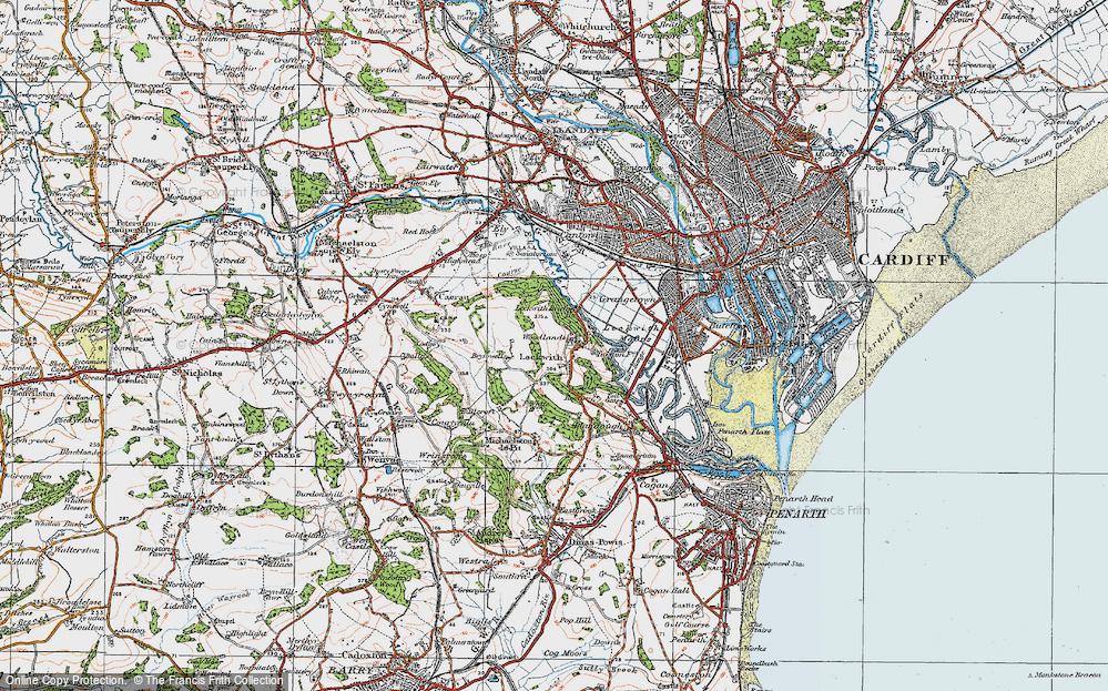 Leckwith, 1919