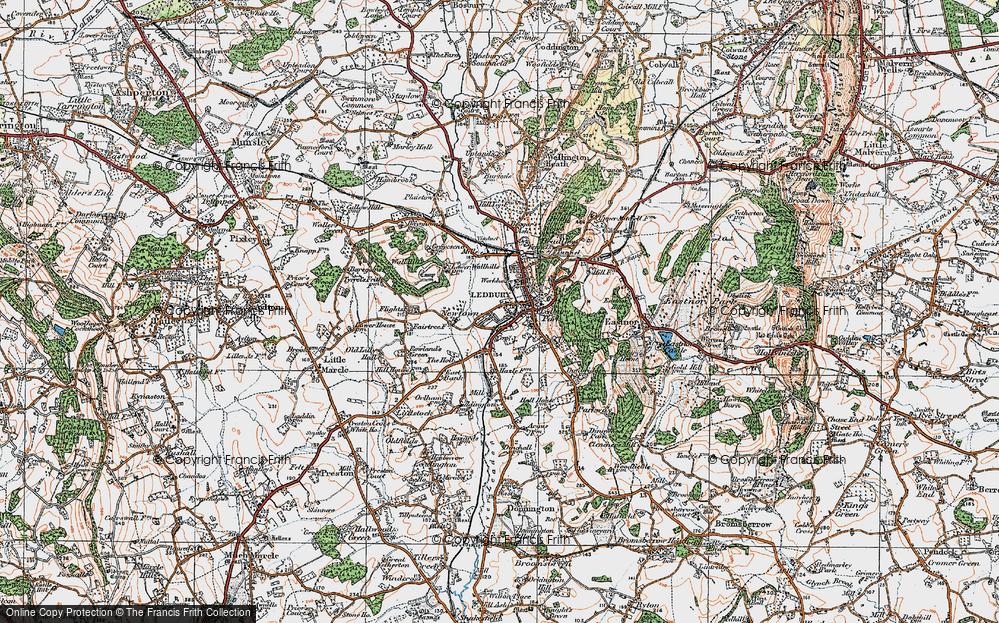 Ledbury, 1920
