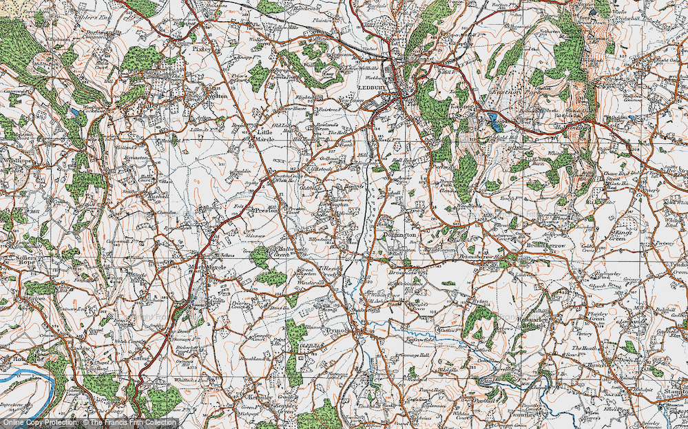 Leddington, 1920