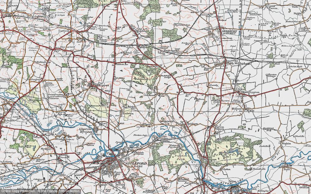 Ledsham, 1925