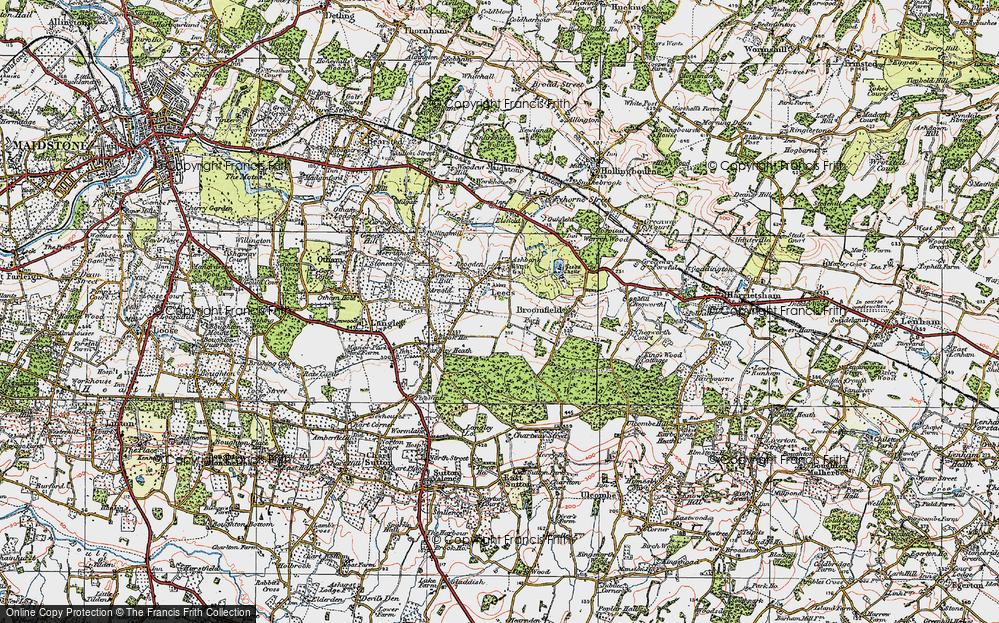 Leeds, 1921