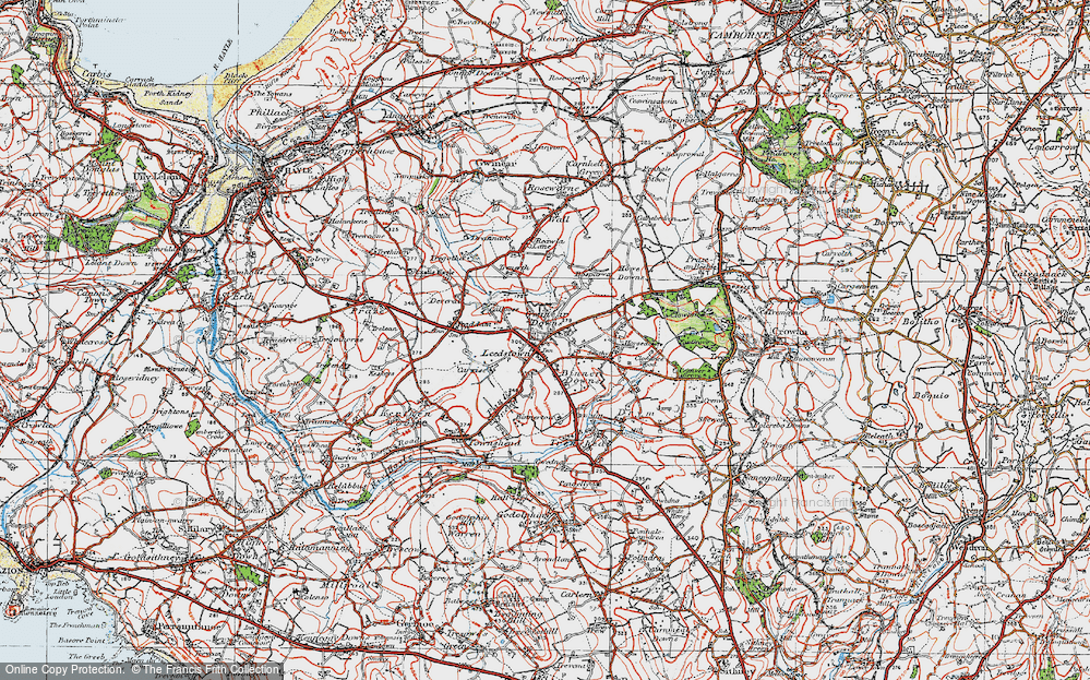 Leedstown, 1919