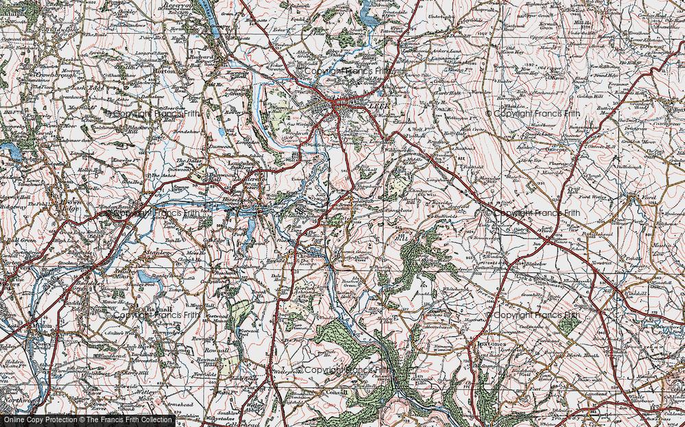 Leekbrook, 1921