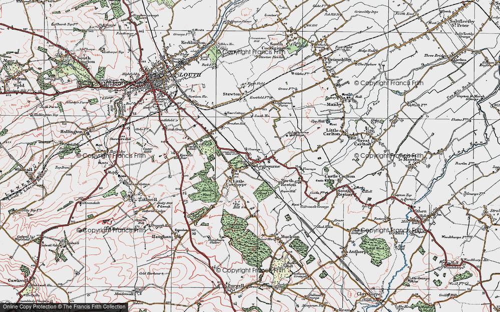 Legbourne, 1923