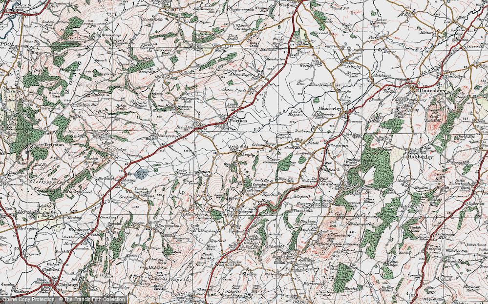 Leigh, 1921