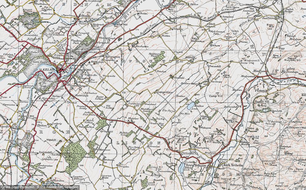 Lempitlaw, 1926
