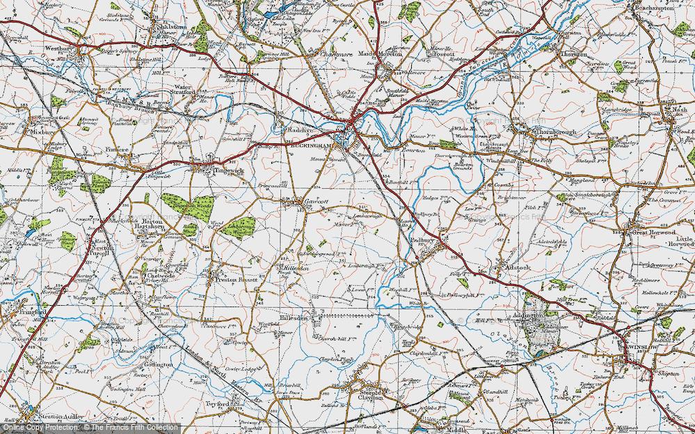Lenborough, 1919