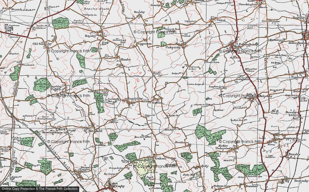 Lenton, 1922