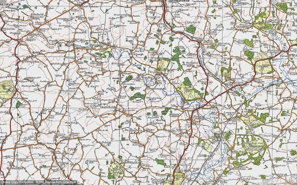 Letheringham, 1921