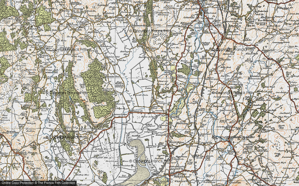 Levens, 1925
