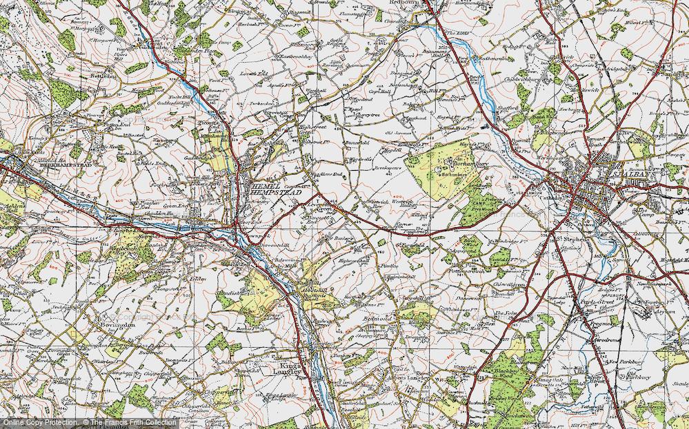 Leverstock Green, 1920