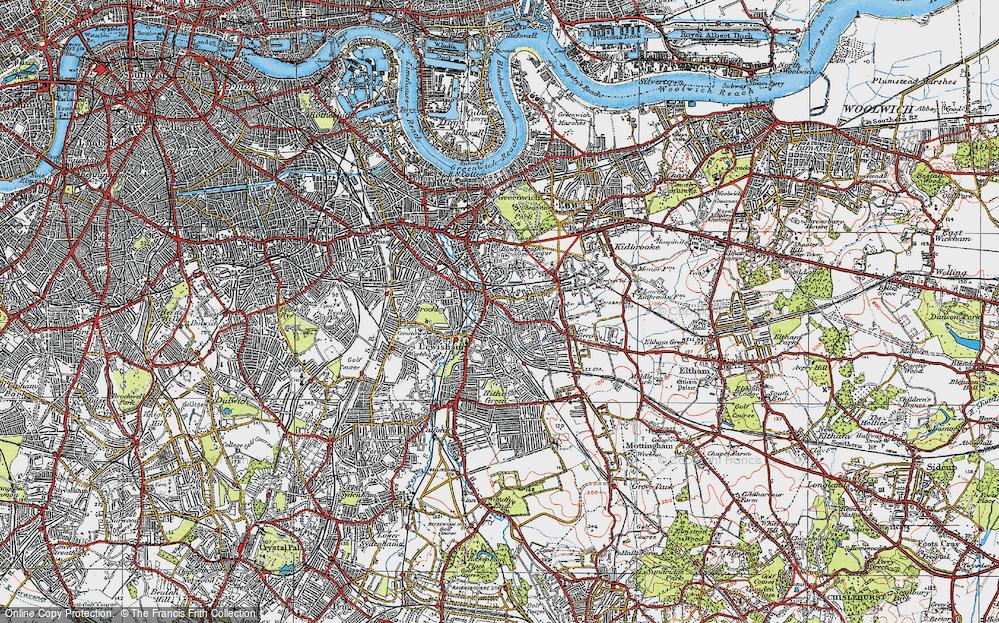 Lewisham, 1920
