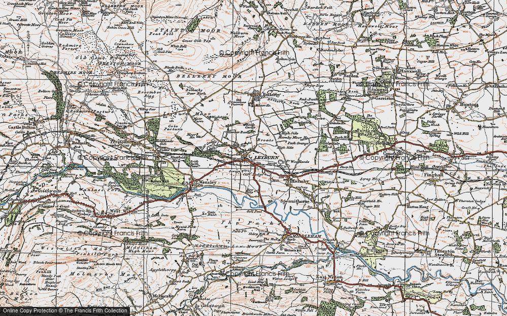 Leyburn, 1925