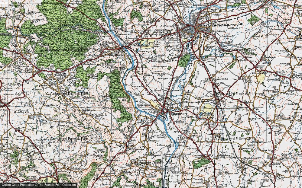 Lickhill, 1920