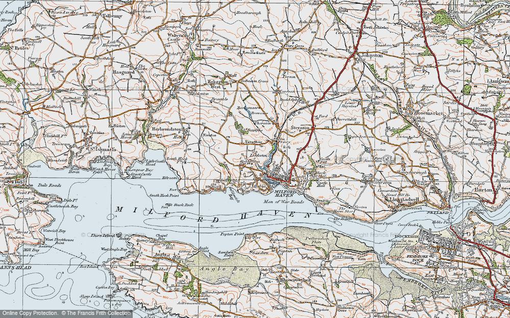 Liddeston, 1922