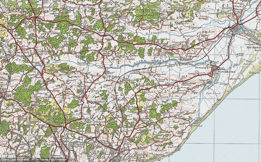 Lidham Hill, 1921