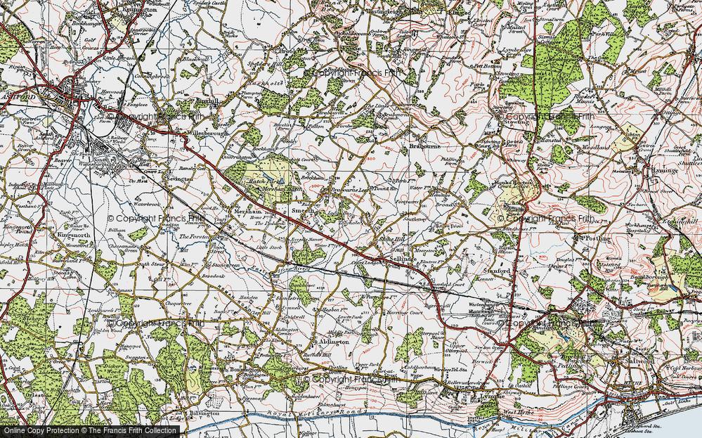 Lilyvale, 1921