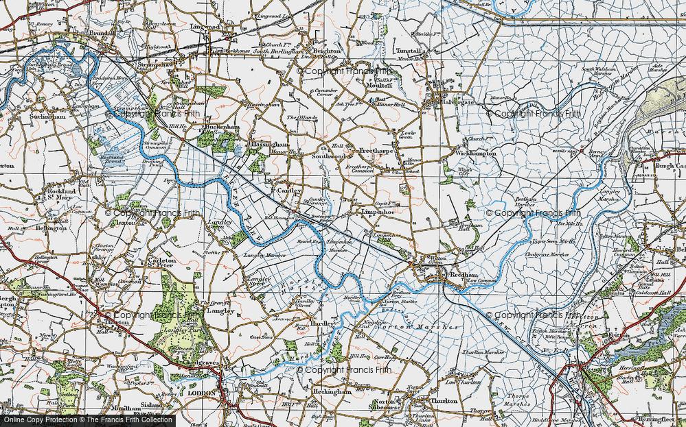 Limpenhoe, 1922