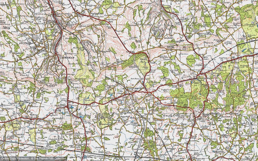 Limpsfield, 1920