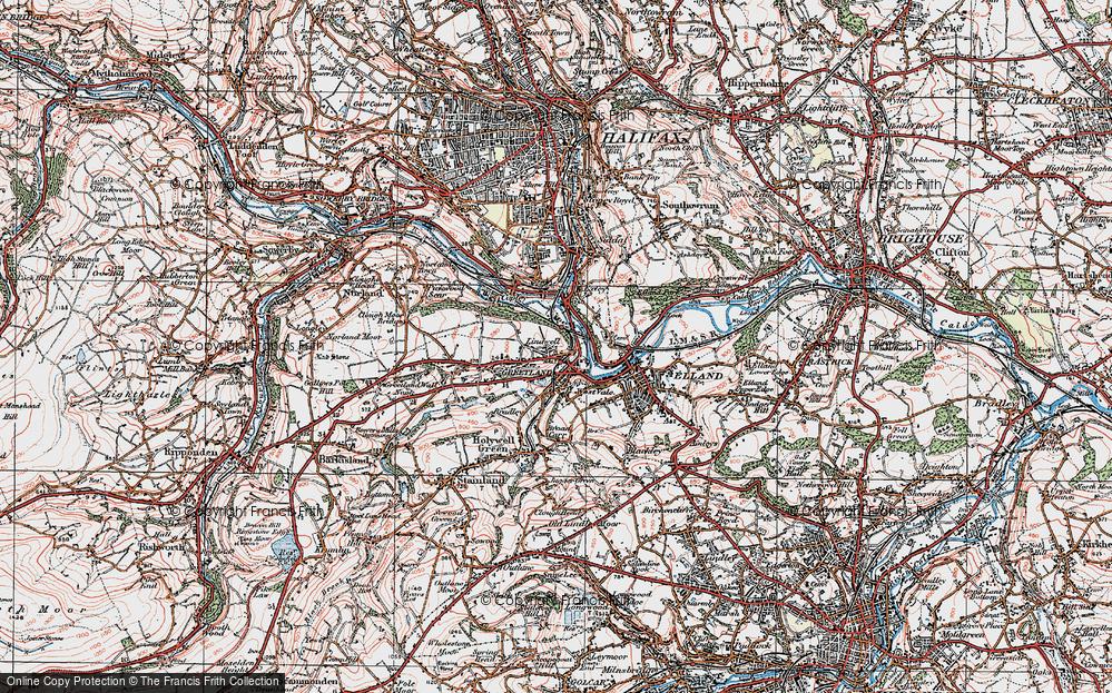 Lindwell, 1925