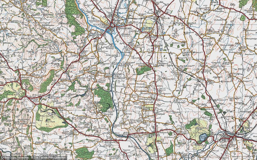 Lineholt Common, 1920