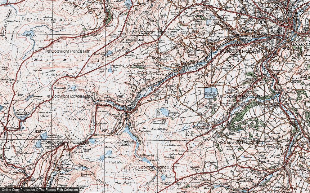 Lingards Wood, 1924