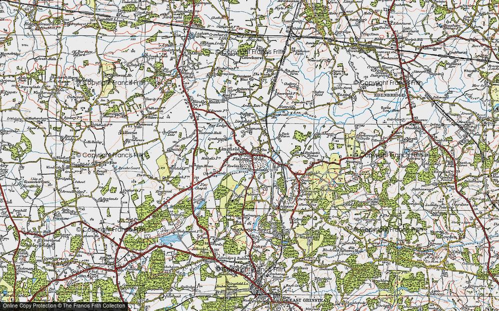 Lingfield, 1920