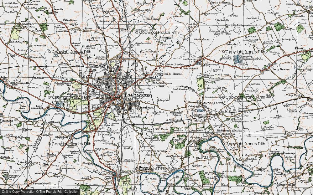 Lingfield, 1925