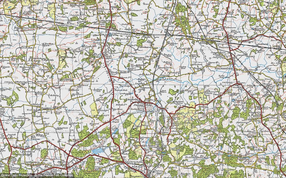 Lingfield Common, 1920