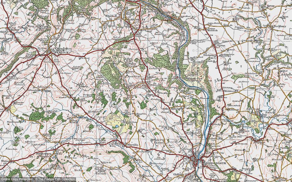 Linley Brook, 1921
