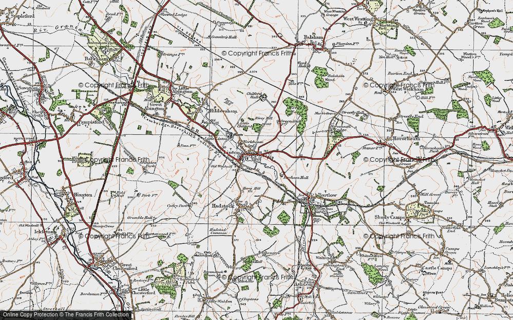 Linton, 1920