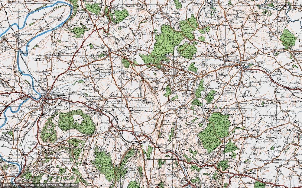 Linton Hill, 1919