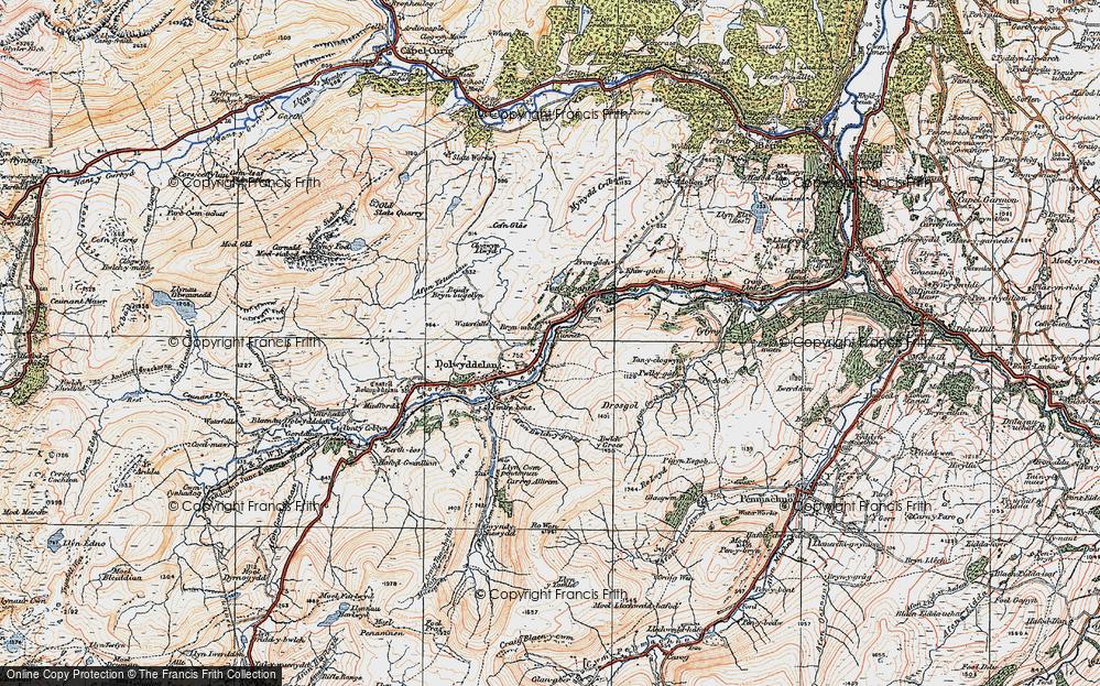 Lledr Valley, 1922