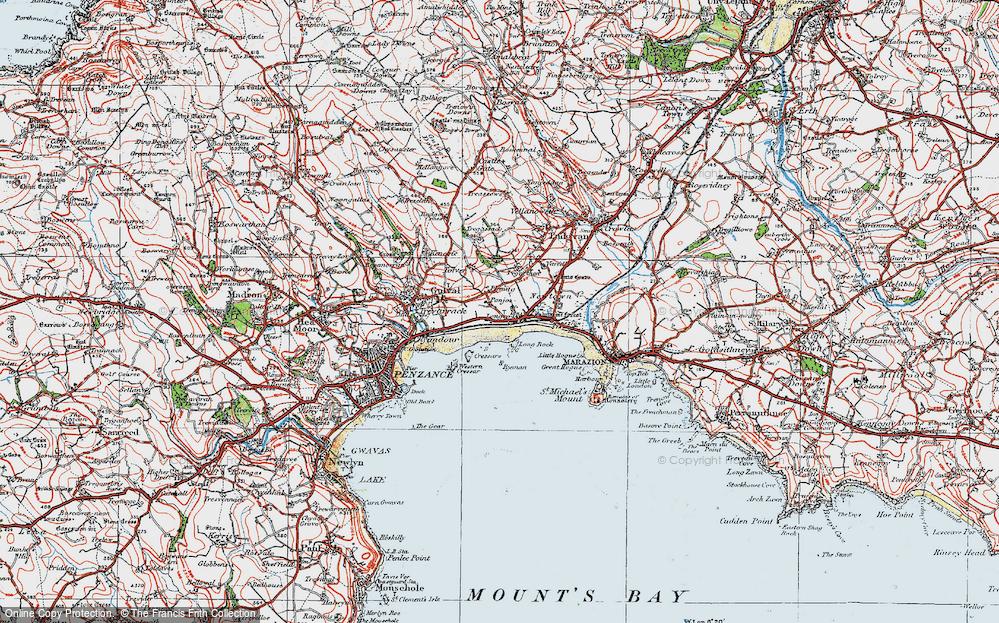Longrock, 1919