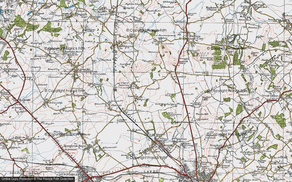 Lower Sundon, 1919
