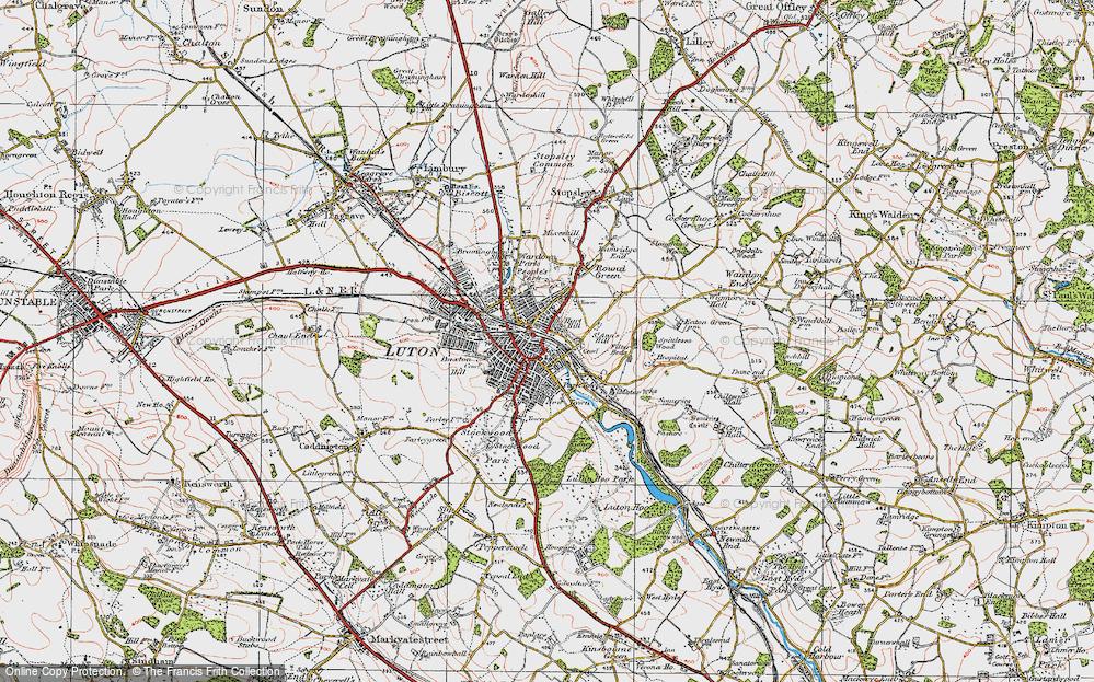 Luton, 1920