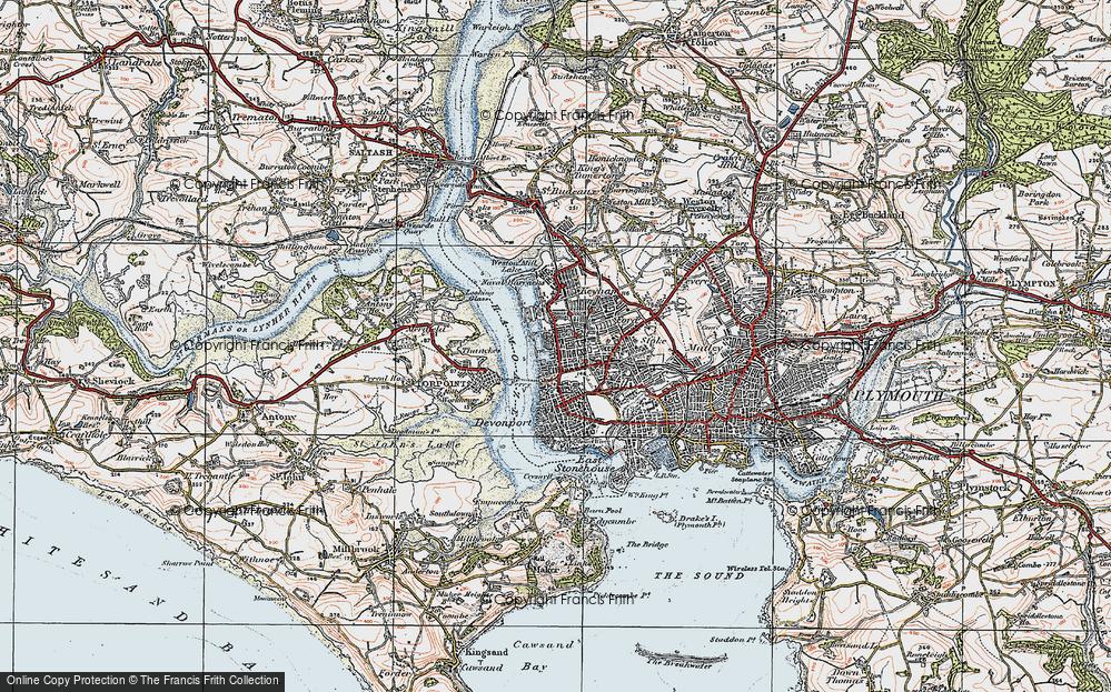 Morice Town, 1919