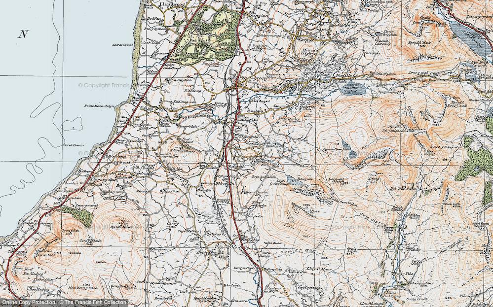 Nasareth, 1922