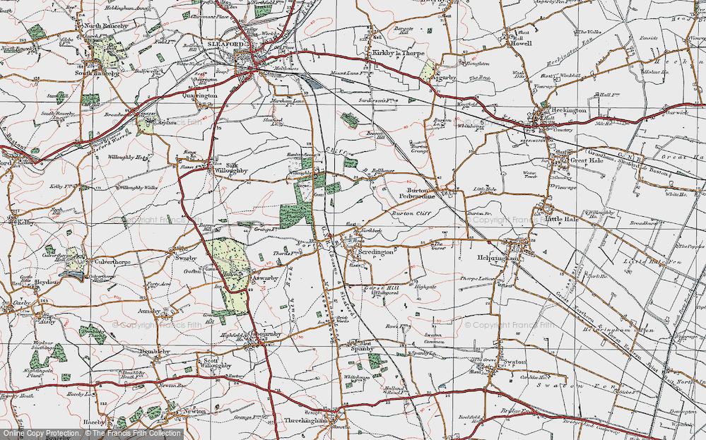 Northbeck, 1922