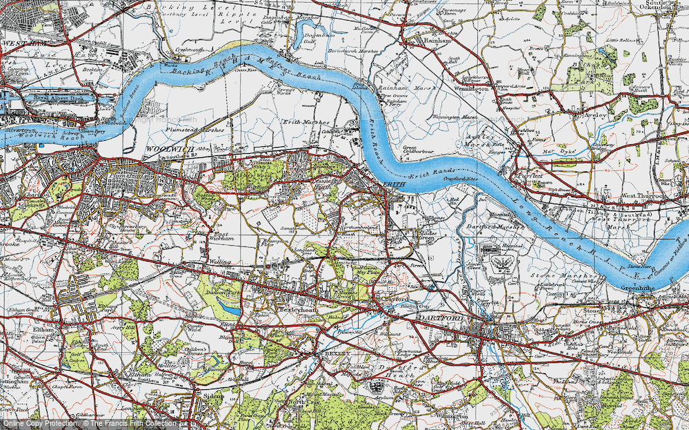 Northumberland Heath, 1920