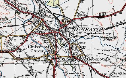 Nuneaton photos maps books memories Francis Frith