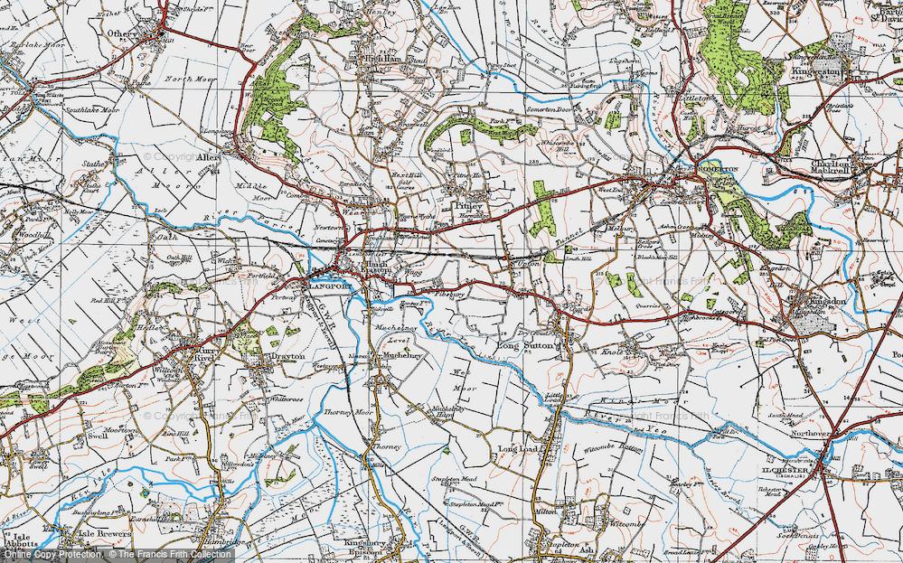 Pibsbury, 1919