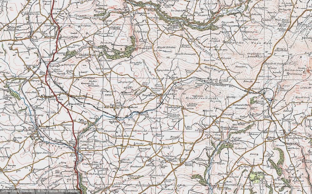 Puncheston, 1922