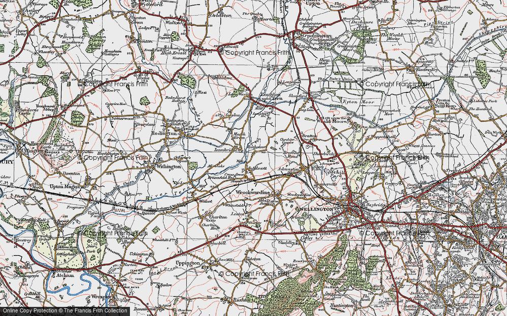 Rushmoor, 1921