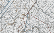 Map of Sandhill, 1920