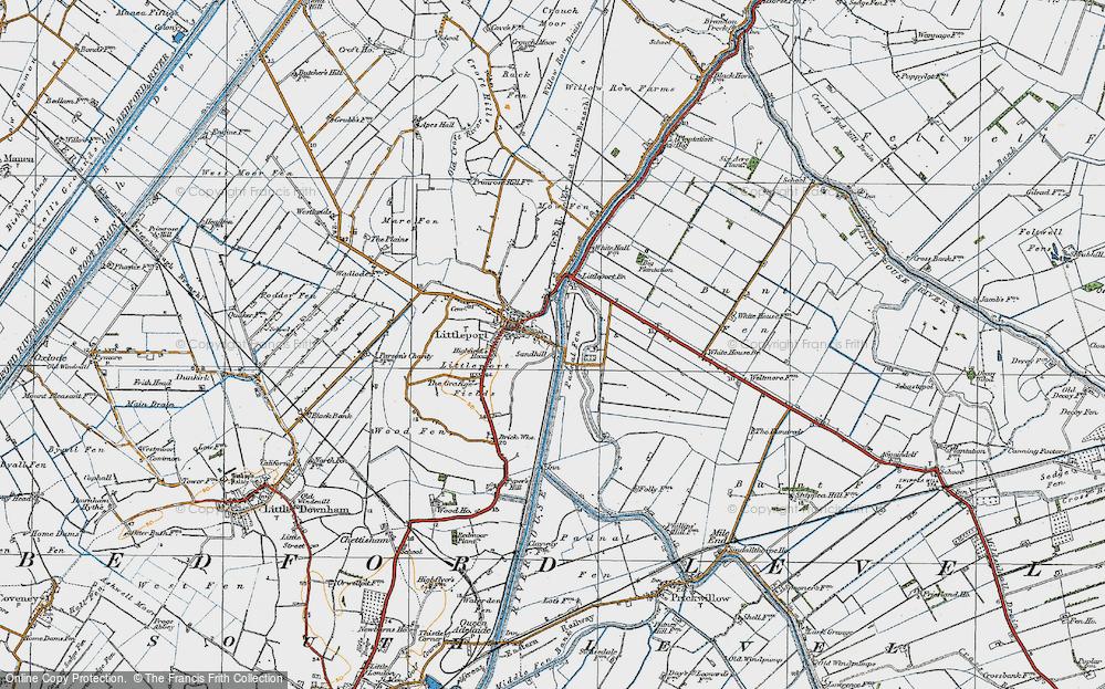 Sandhill, 1920