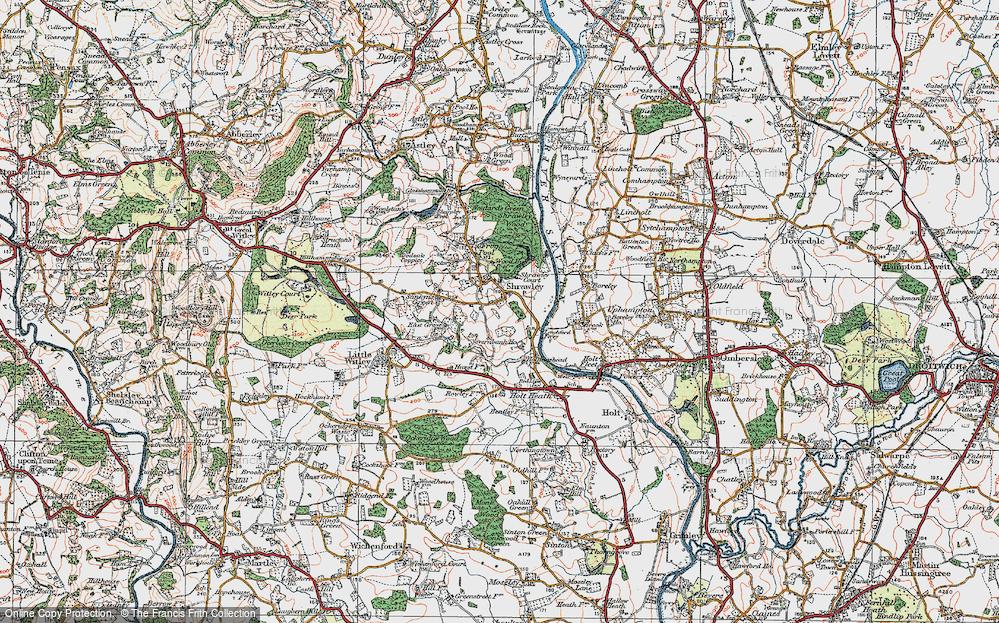 Shrawley, 1920
