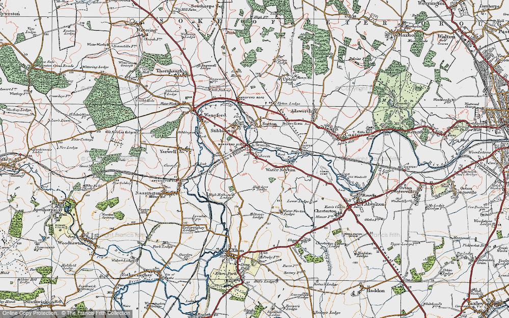 Sibson, 1922