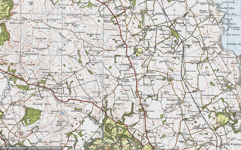 South Charlton, 1926