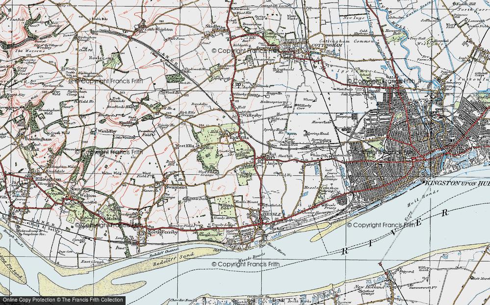 South Ella, 1924